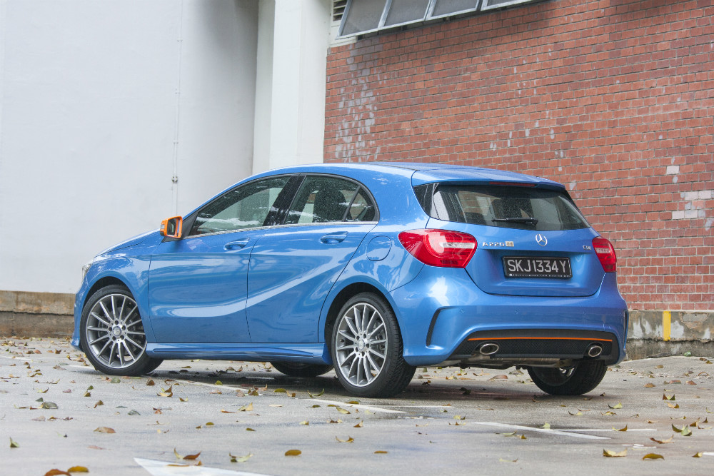 Mercedes Benz A220 Cdi Turbo Diesel Is A Stellar Dissident Torque