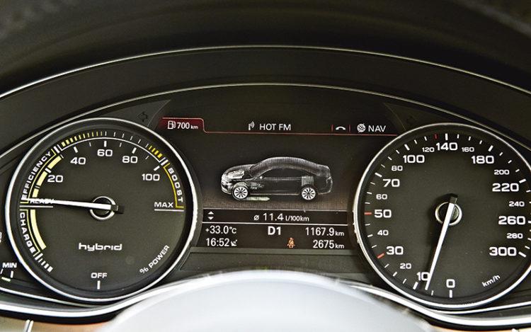 audi-a6-hybrid-meters