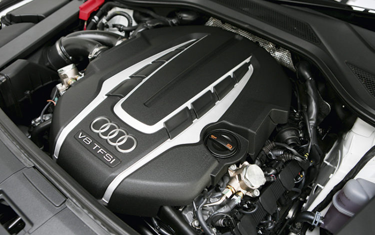 audi-a8-engine