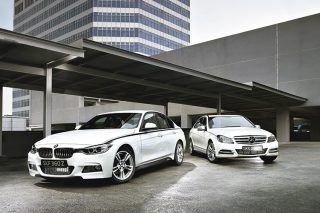 bmw-316i-and-mercedes-benz-c180
