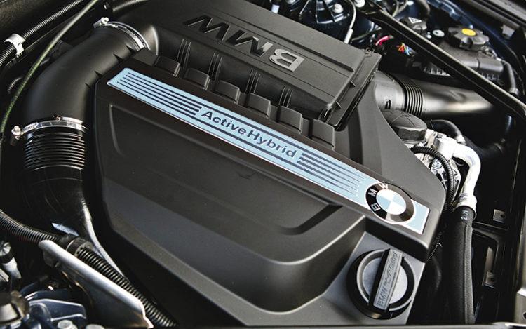 bmw-activehybrid-7-engine