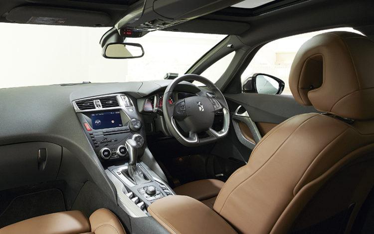 2012 Citroen Ds5 Represents French Automotive Art Torque