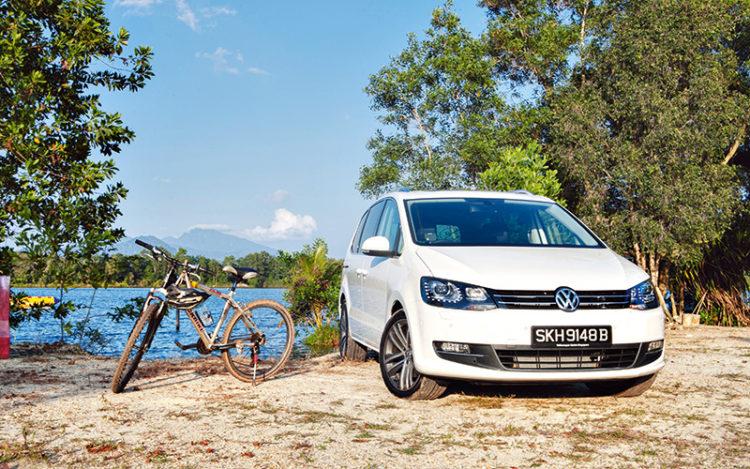 diesel-diet-bicycle-and-sharan