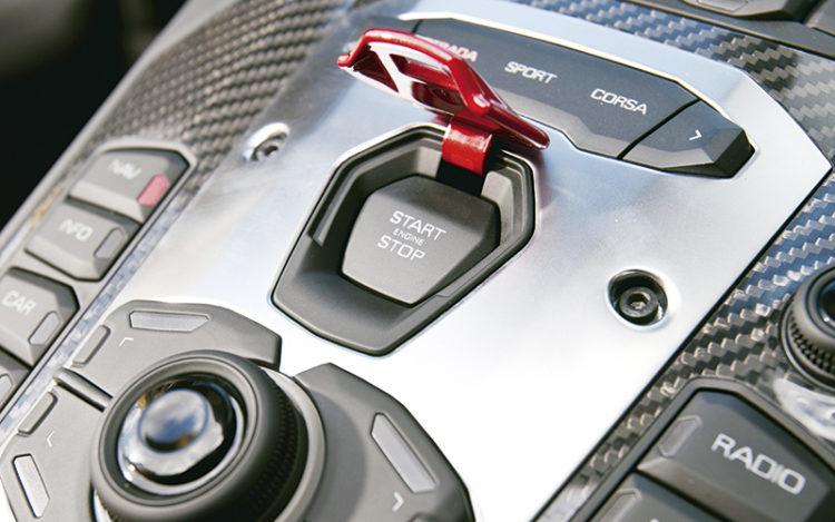 lamborghini-aventador-roadster-starter-button