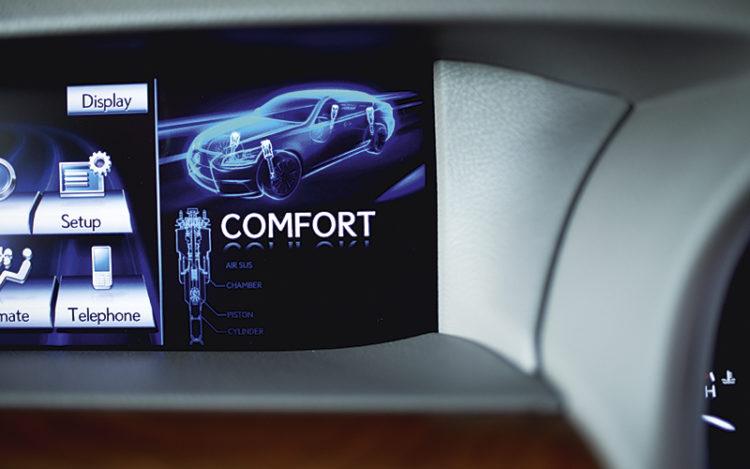 lexus-ls460-comfort-mode