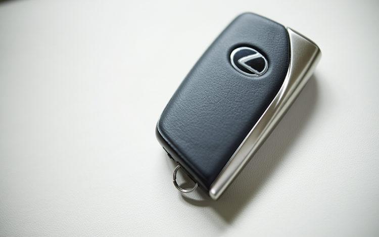 lexus-ls460-key