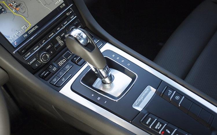 porsche-cayman-s-gearshift-lever