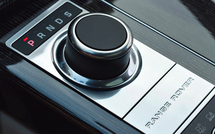 range-rover-gearshift-dial