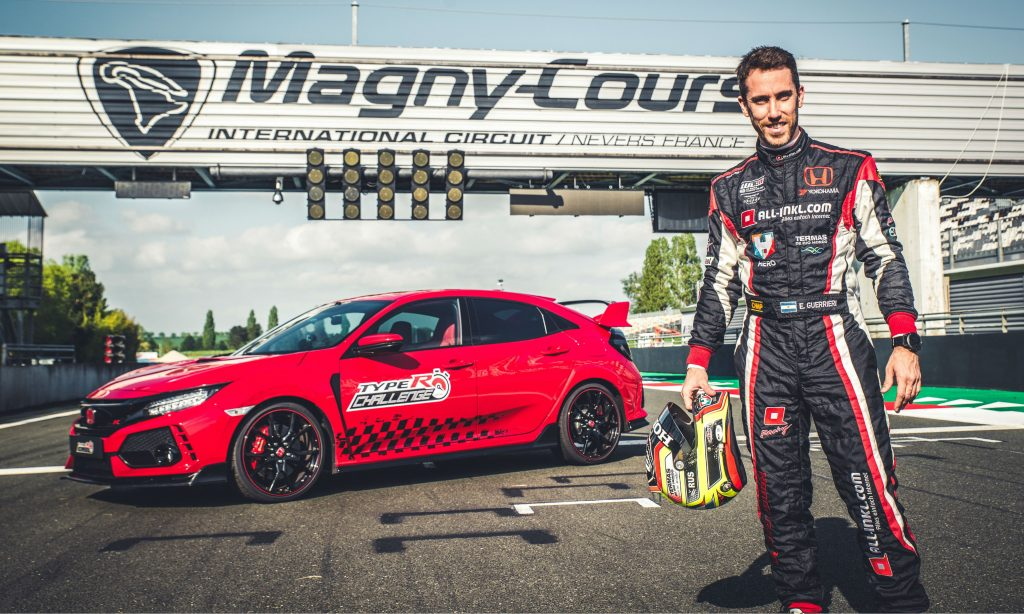 Honda Civic Type R sets new lap record at Magny-Cours GP ...