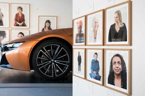BMW Group celebrates 200 inspirational women in New York exhibition
