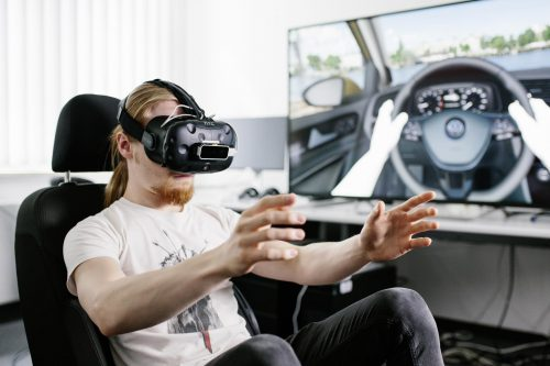 Volkswagen's Virtual Engineering Lab has experts from the gaming industry who work to support the digitalisation of technical development at the automaker.