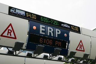 This writer thinks that motorists should be charged more under Electronic Road Pricing.