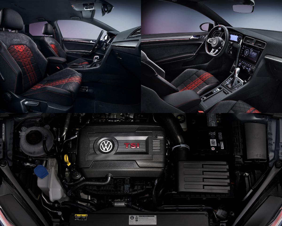 Volkswagen Golf Gti Tcr Concept Torque
