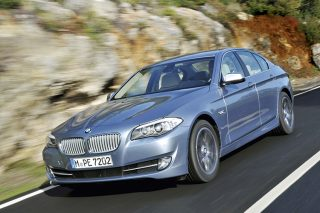 bmw activehybrid 5 main