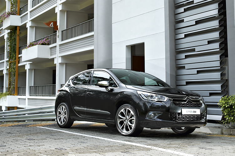 2012 Citroen Ds4 Crossover Is Not Just A Pretty Face Torque
