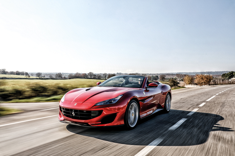 "The Ferrari Portofino may ""only"" have 600hp, but one does not have to be driving at illegal speeds to enjoy it."