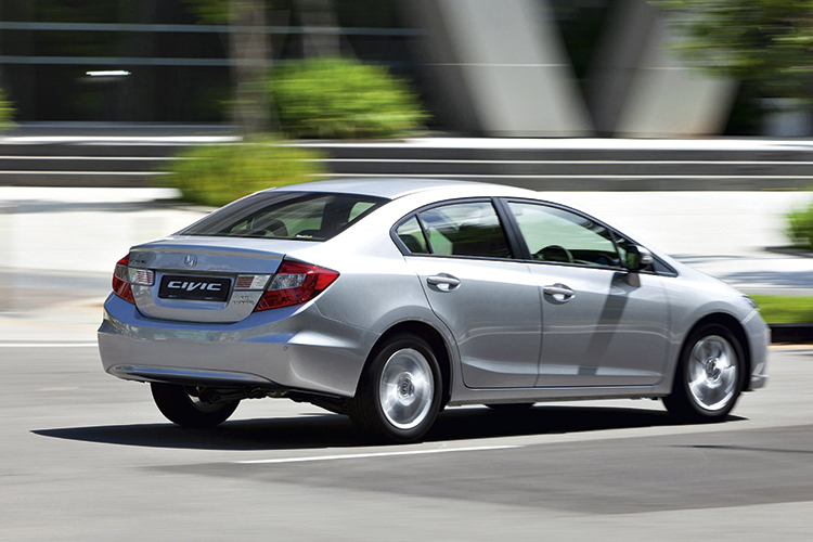 The ninth-generation Honda Civic is the most conservative redesign yet.