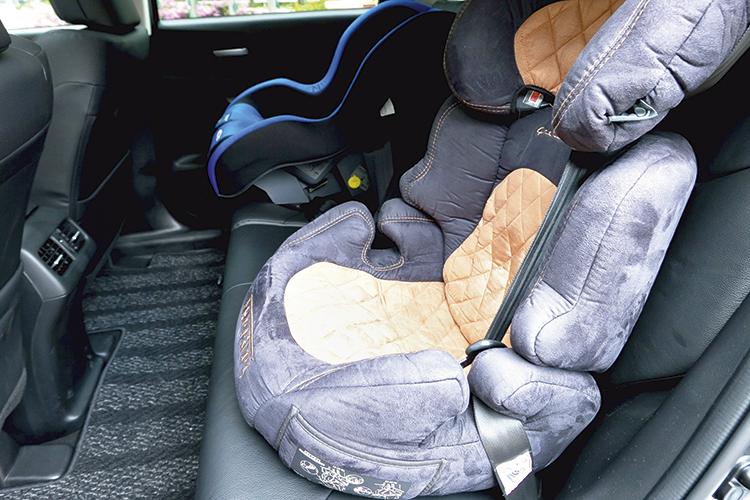 honda cr-v backseat