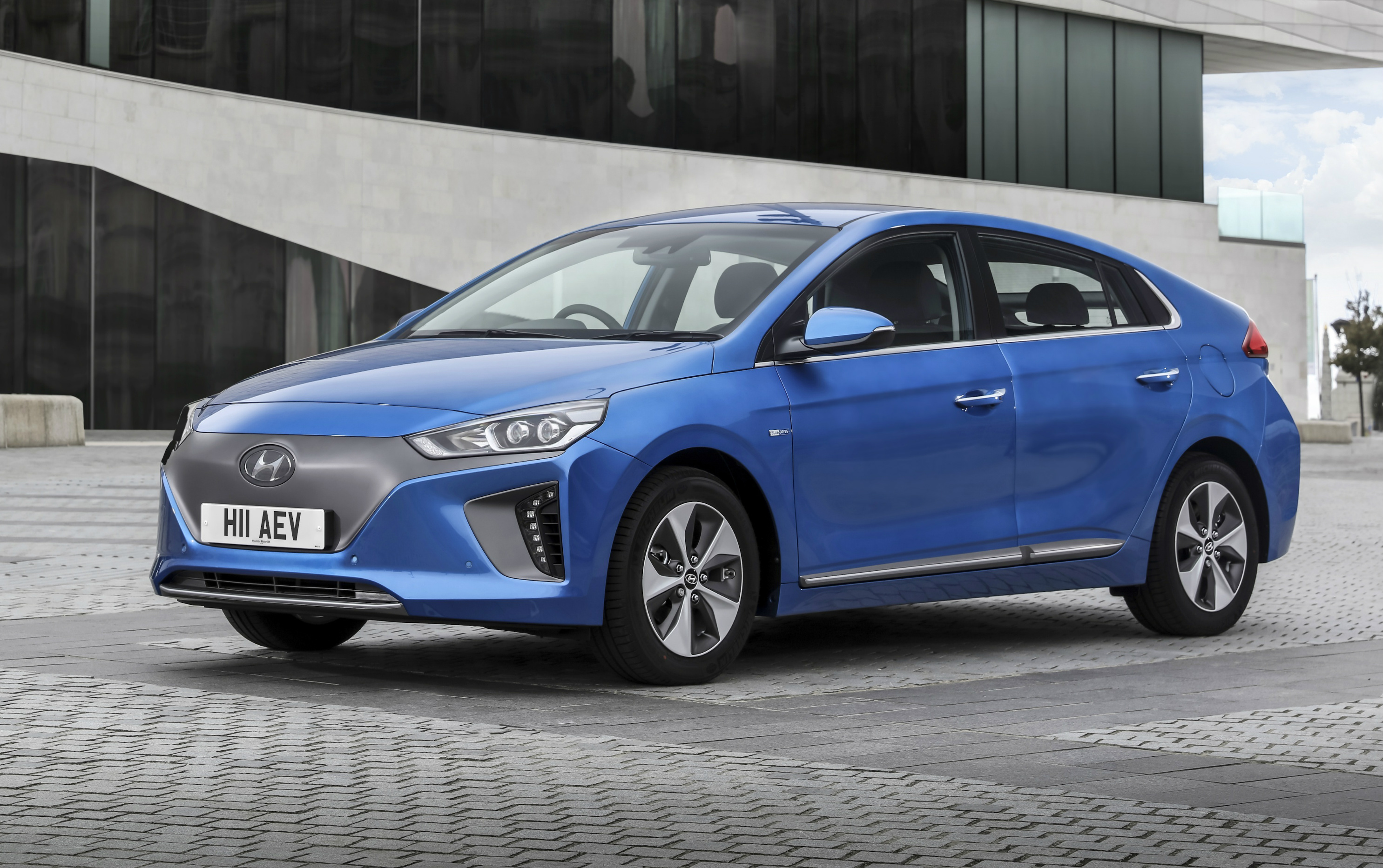 The practical Hyundai Ioniq Electric is much more commercially viable in Singapore than the spectacular Tesla Model S.