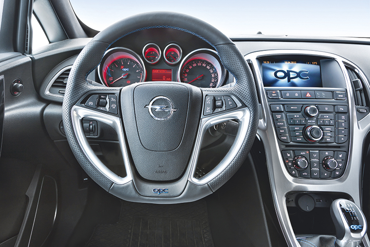 2012 Opel Astra Opc Review Torque