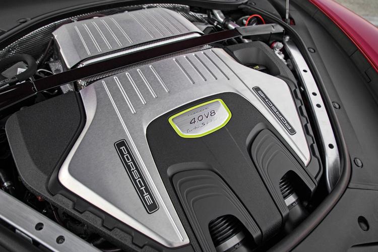 porsche panamera turbo s e-hybrid sport turismo engine
