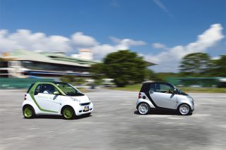 smart electric drive and smart car