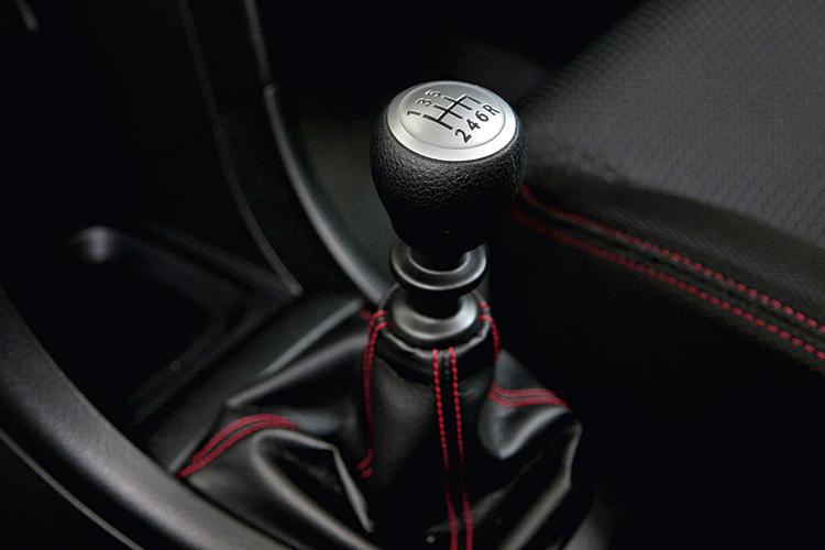 suzuki swift sport gearshift lever