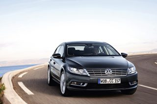 volkswagen cc front tracking