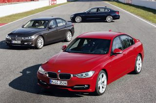 2012 bmw 3 series models main