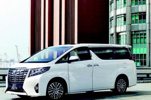 Big-Timer's Alpha Van
