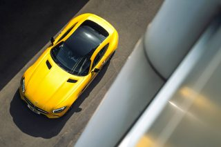 This petrolhead had a go in the Mercedes-AMG GT S coupe in Singapore and it wasn't quite what he expected.