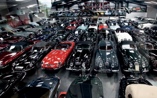 The Lure Of Classic Cars