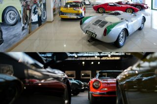 This writer wonders if his attitude towards classic-car collecting is archaic and hopes that someday he will have the means to have his own (modest) collection of classic cars.