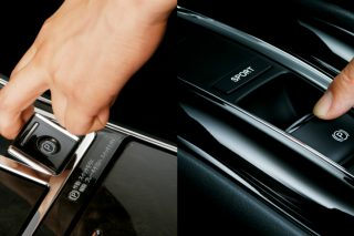 We answer a question about electronic parking brakes.