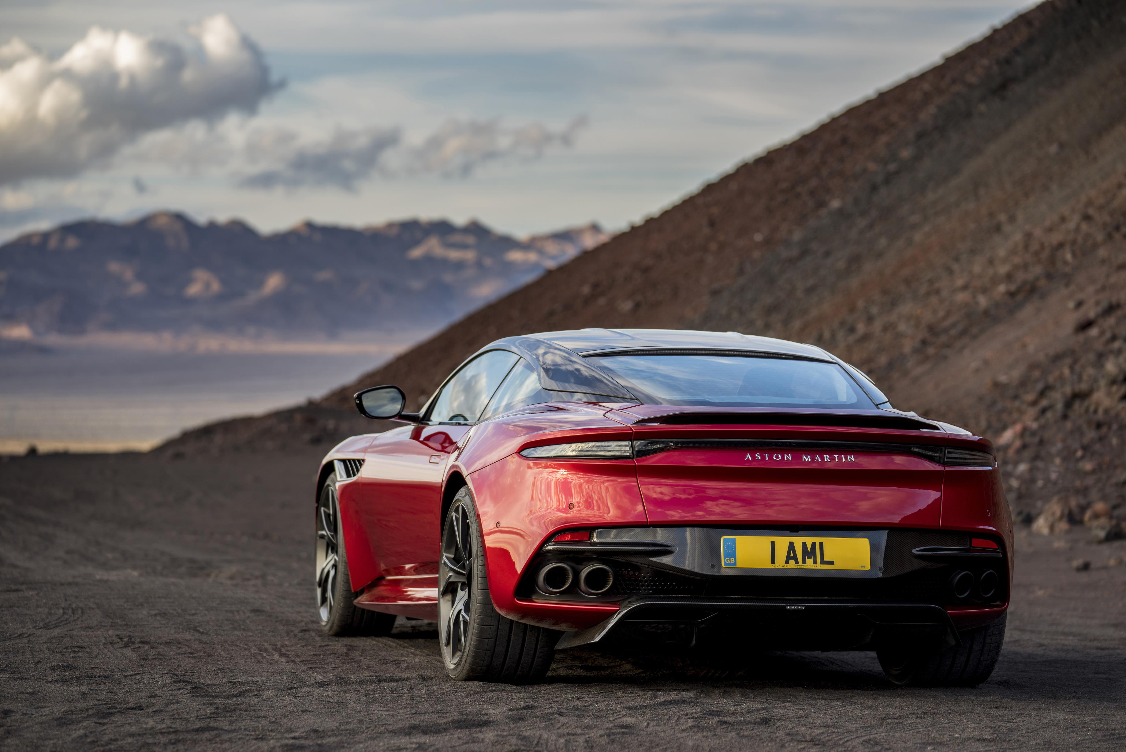 The British marque's magnificent new flagship coupe, DBS Superleggera, replaces the esteemed Vanquish S.