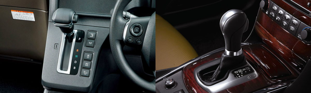 We answer a question about leaving an automatic transmission in P position without engaging the parking brakes.