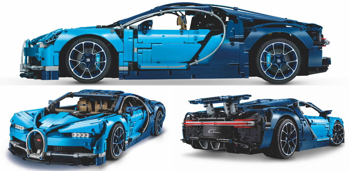 lego technic launches 599 bugatti chiron torque. Black Bedroom Furniture Sets. Home Design Ideas
