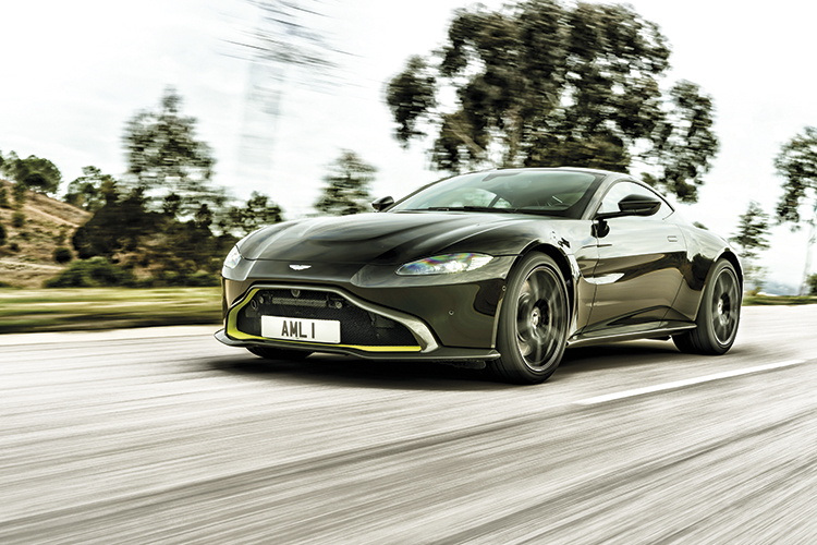 Aston Martin Vantage Is A Natural Born Thriller Torque - Aston martin lineup