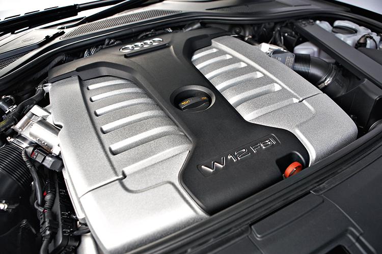 audi a8 w12 engine