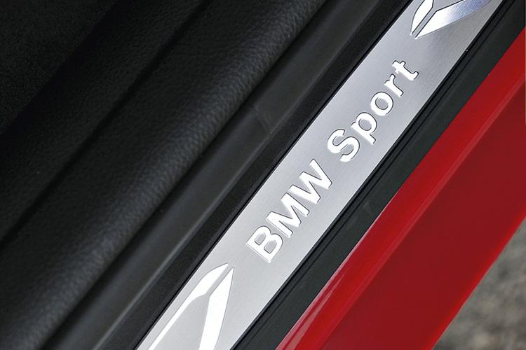 bmw 3 series door sill plates
