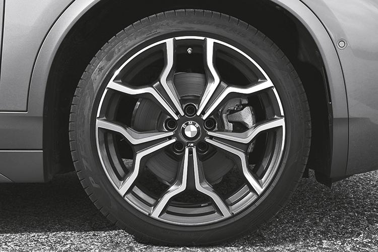 bmw x2 wheel