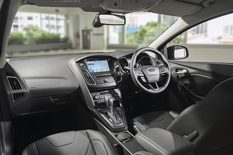 Ford Focus – Cockpit