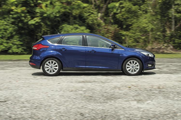Ford Focus – Ride & Handling