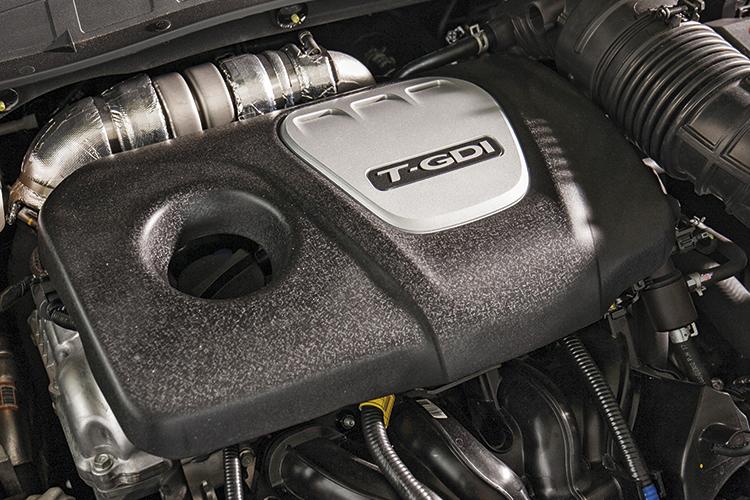 Hyundai Kona – Engine