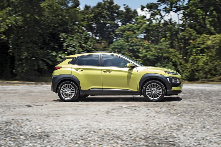Hyundai Kona – Ride & Handling
