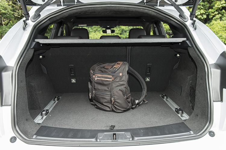 Jaguar E-Pace – Boot