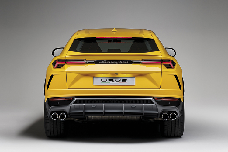 As the world's first supercar-SUV, the Lamborghini Urus fits the bill in the way it drives, the way it looks and the way it sounds.