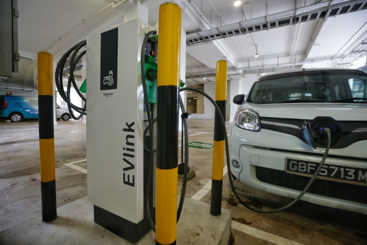 Electric Vehicle Charging Stations >> 38 New Charging Points For Electric Vehicles In Singapore