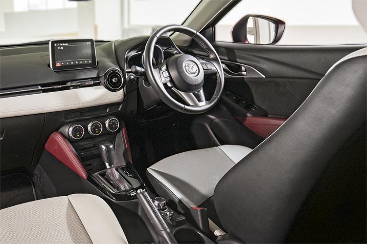 Mazda CX-3 – Cockpit
