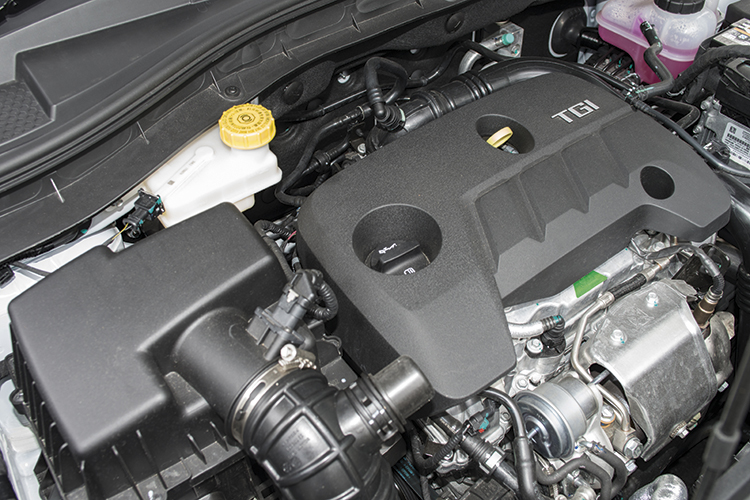MG ZS – Engine